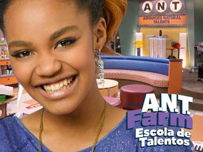 A.N.T. Farm - Escola de Talentos