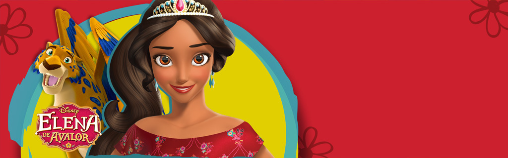 Elena of Avalor (Hero - Homepage)