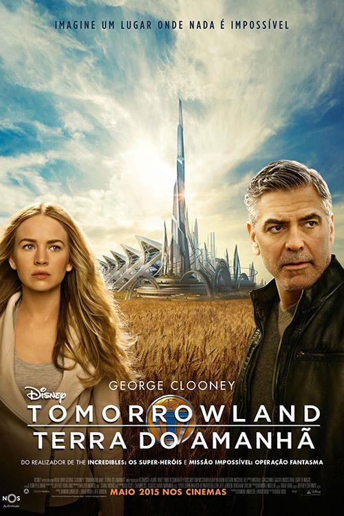 Tomorrowland: Terra do Amanhã