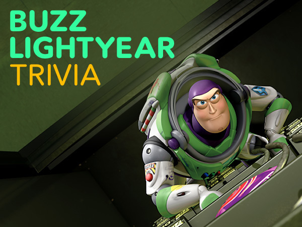 How Well Do You Know Buzz Lightyear?
