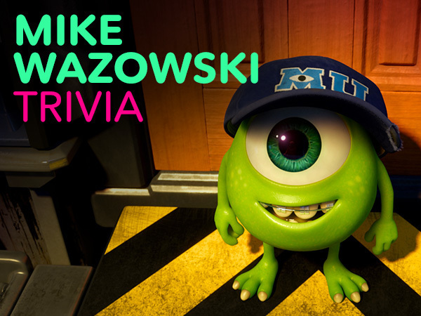 How Well Do You Know Mike Wazowski?