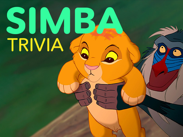 How Well Do You Know Simba?