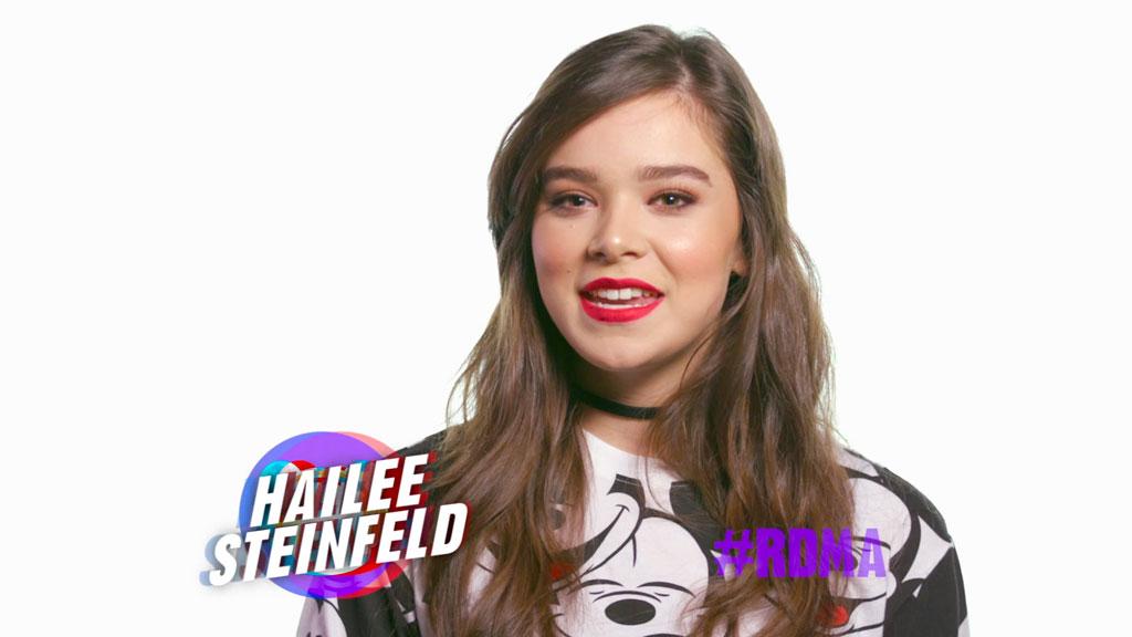 ARDY asks Hailee Steinfeld