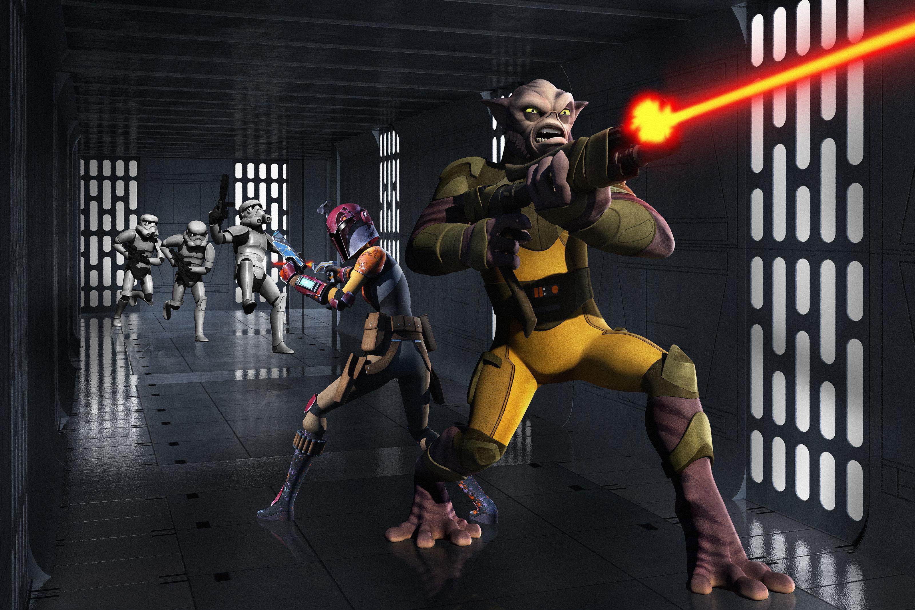 Star Wars Rebels Gallery   Disney XD - photo#18