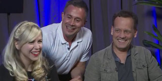 Star Wars Rebels Cast Interview - Star Wars Celebration Anaheim