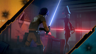 """Rebels Recon: Inside """"Always Two There Are"""""""