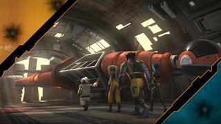 """Rebels Recon: Inside """"Wings of the Master"""""""