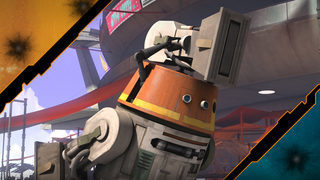 """Rebels Recon: Inside """"The Forgotten Droid"""""""