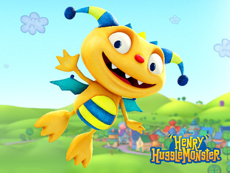 Henry Hugglemonster Products