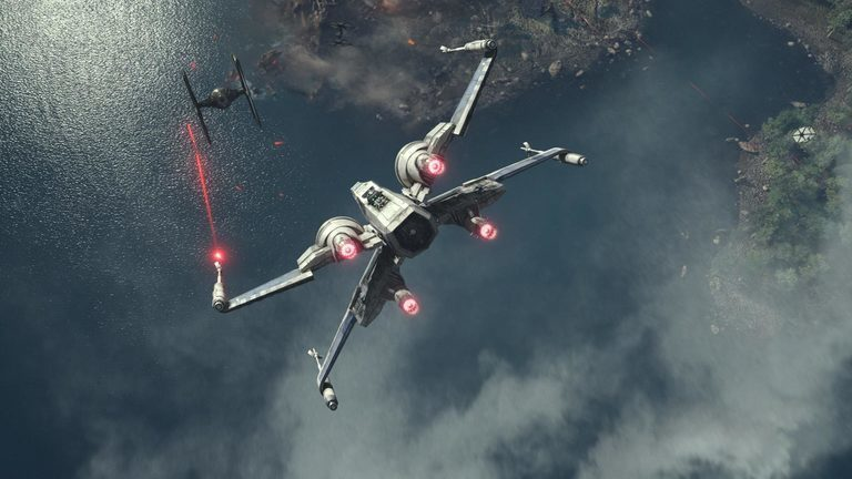 Resistance X-Wing