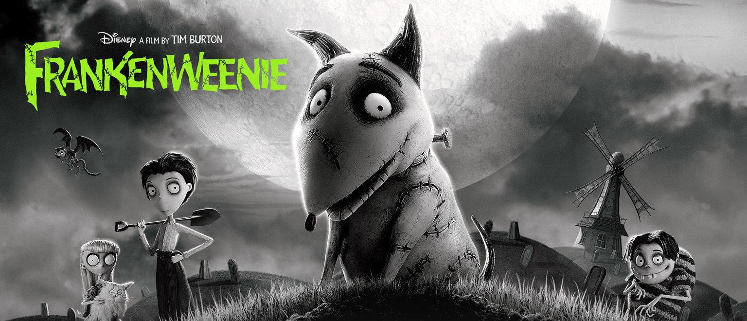 Frankenweenie (2012) | Official Site | Disney Movies