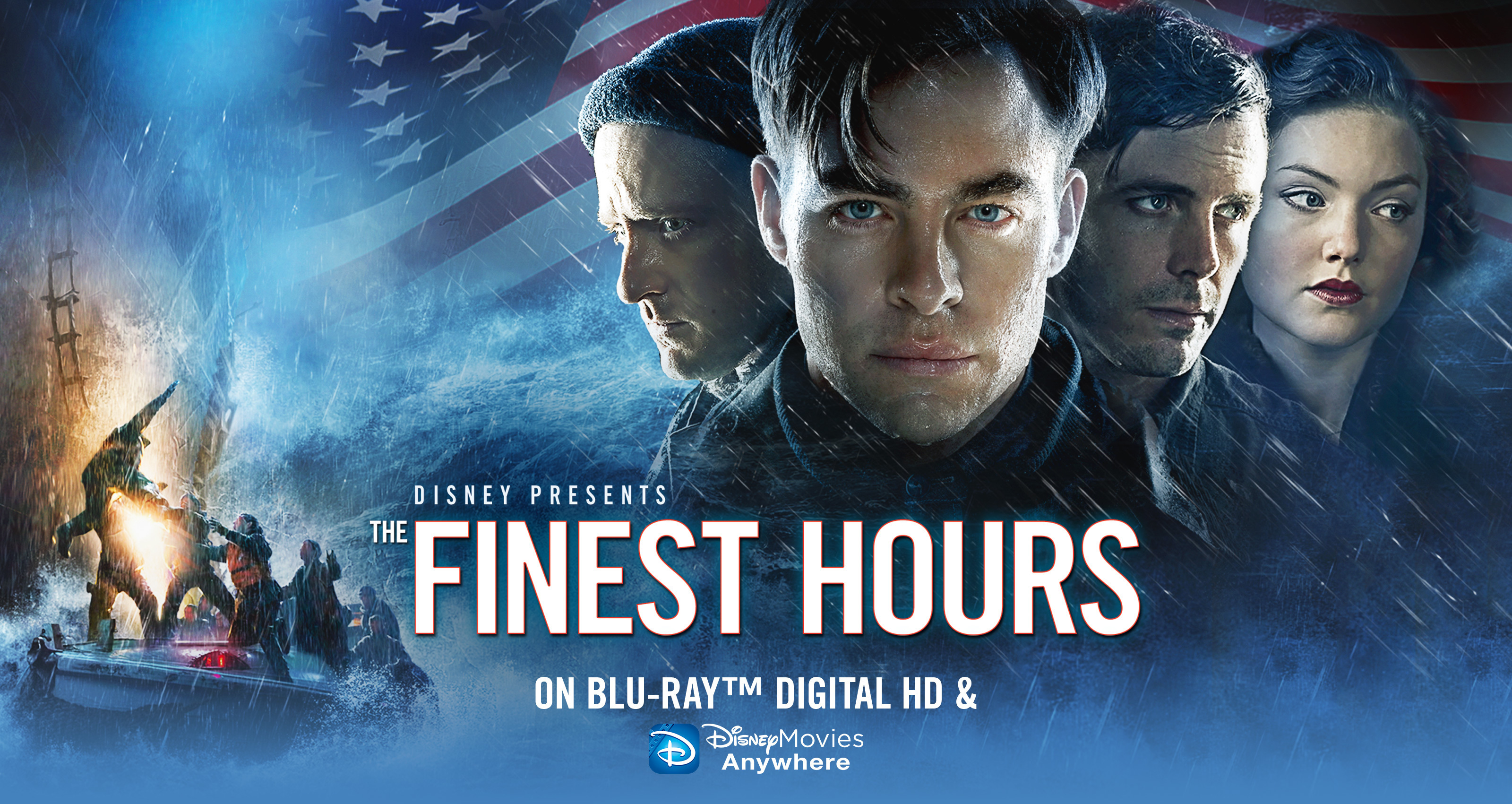 The Finest Hours In-Home - Flex Hero