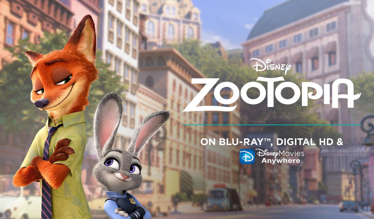 「zootopia」の画像検索結果