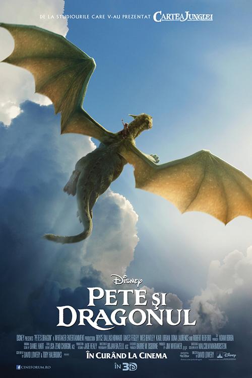 Pete și Dragonul