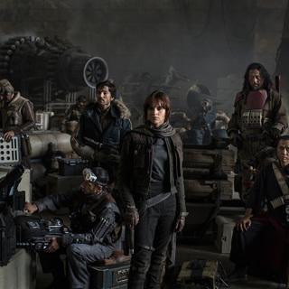 Rogue One Press Conference at Lucasfilm – Liveblog