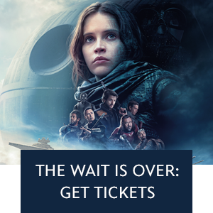 Rogue One: Tickets Available Now