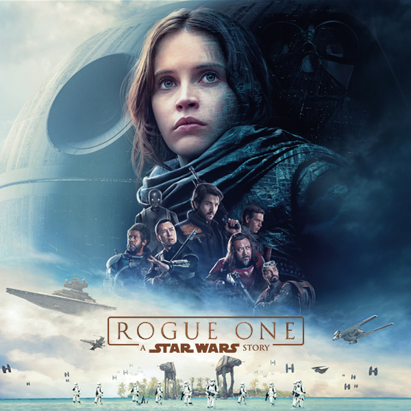 Rouge One - A Star Wars story