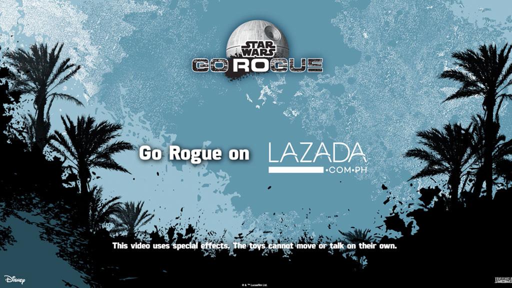 Go Rogue on Lazada