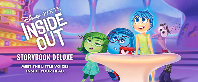 Inside Out - Storybook Deluxe