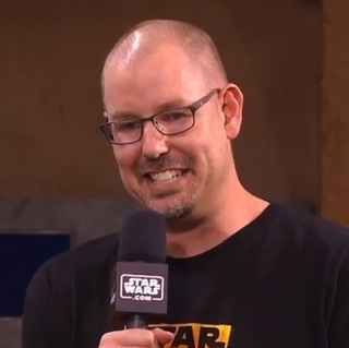 Keith Kellogg Interview - Star Wars Celebration Anaheim