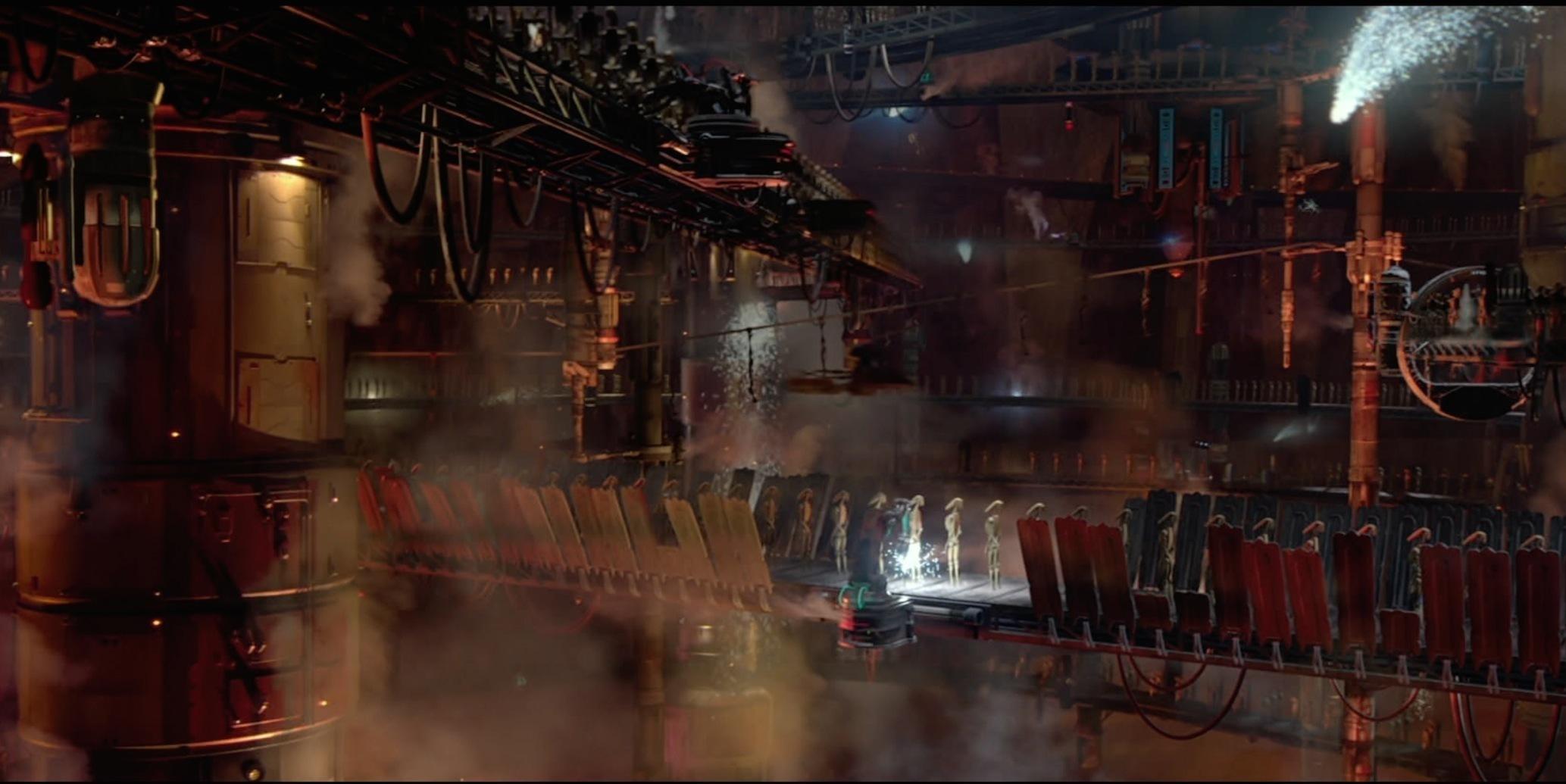 Droid Factory - Portal