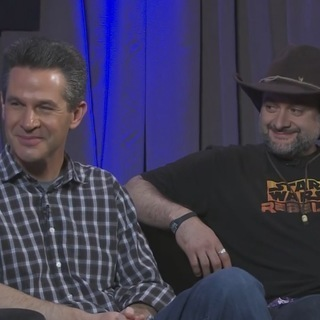 Simon Kinberg and Dave Filoni Interview - Star Wars Celebration Anaheim