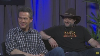Simon Kinberg and Dave Filoni Interview - Star Wars Celebration Anaheim