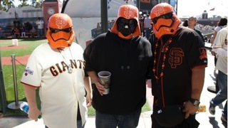 Star Wars Day at AT&T Park: Fans Celebrate the Saga!