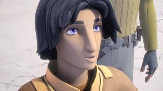 Star Wars Rebels: A Tense Meeting