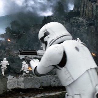 Star Wars: The Force Awakens TV Spot :60