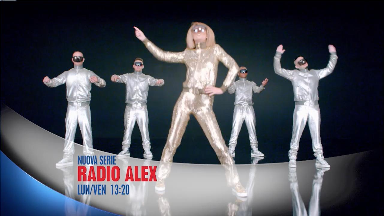 Radio Alex - alle ore 13:20 e alle 19:35