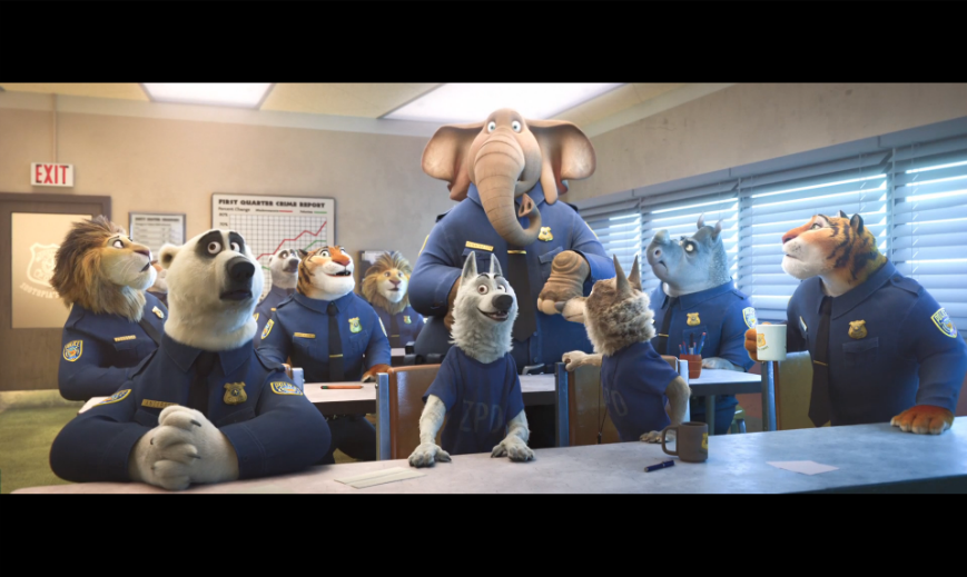 Zootropolis - Elephant in the Room