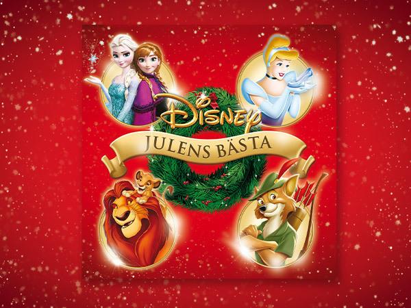Julmusik från Disney