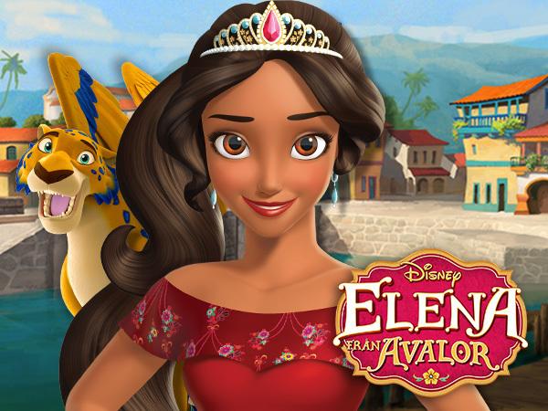 Elena från Avalor