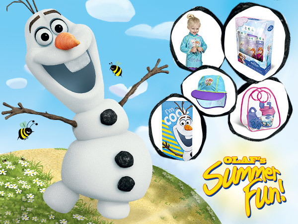 Olaf's Summer Fun-konkurrence