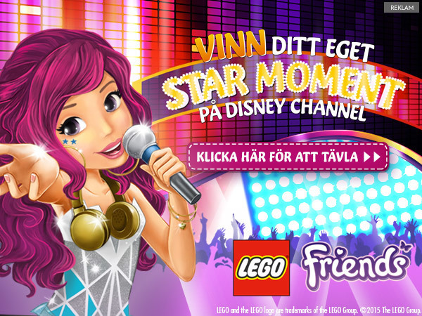 Lego Friends Star Moments