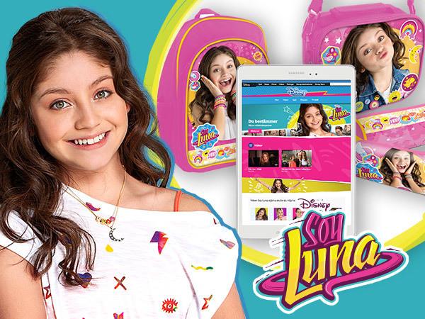 Konkurrence med Soy Luna