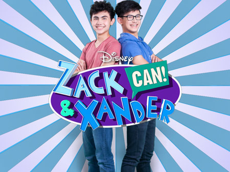 Zack & Xander CAN! Web Series