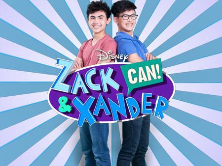 Zack & Xander CAN! Web Series