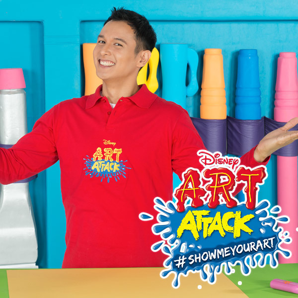 "Art Attack ""Show me your art"""