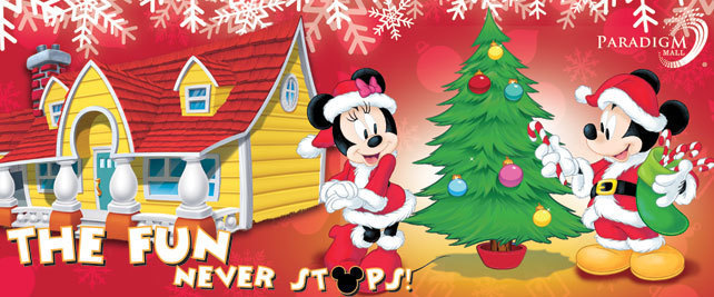 Mickey & Minnie's Christmas