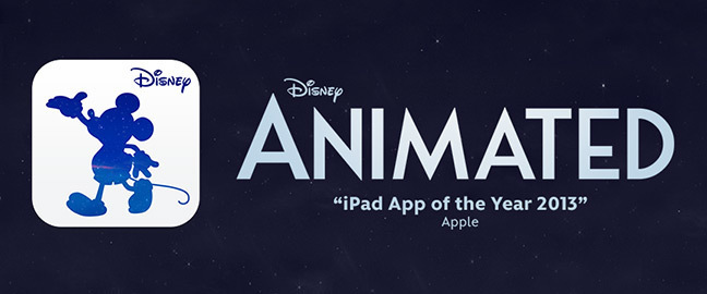 Disney Animated App