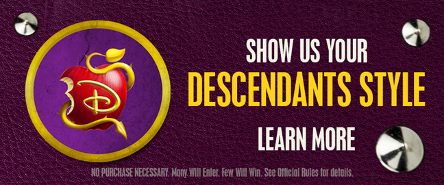 Show Us Your Descendants Style
