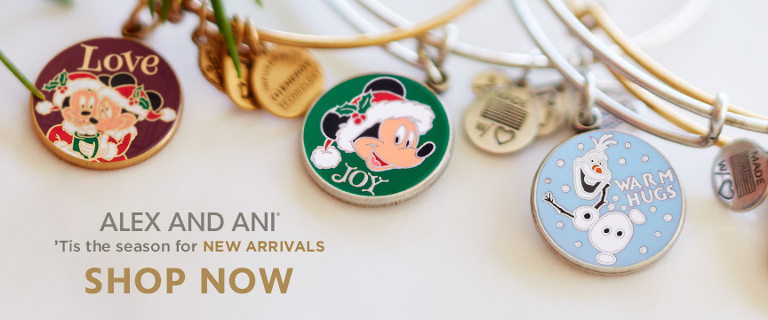 Disney Parks Collection by Alex and Ani
