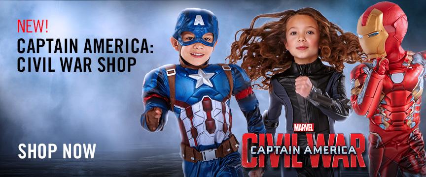 Captain America Shop