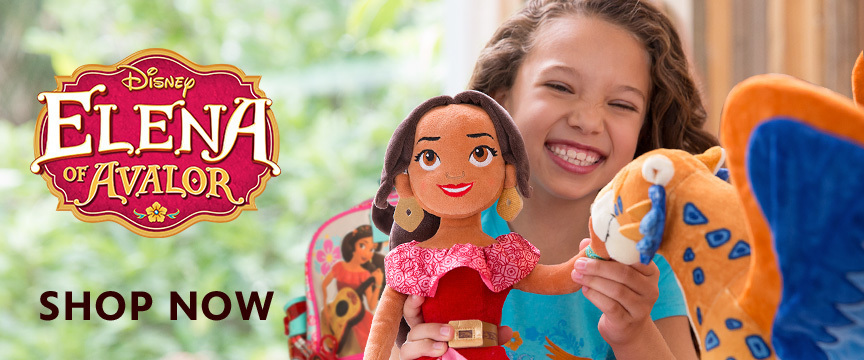 Elena of Avalor Shop