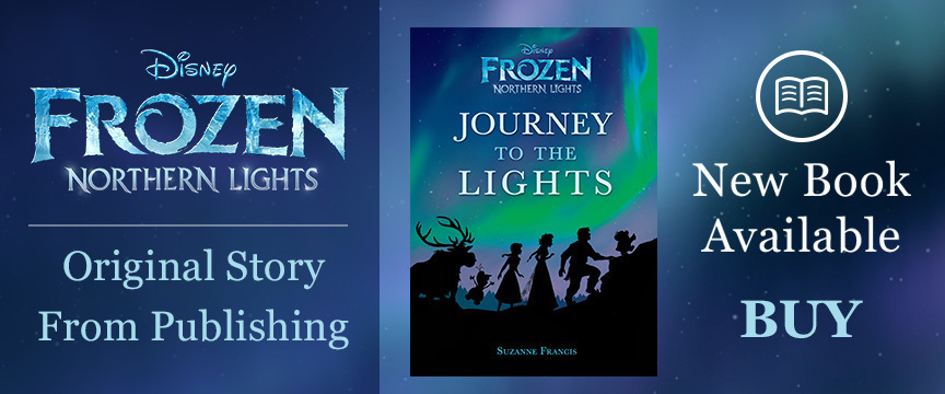 Frozen Journey to the Lights - Side by Side