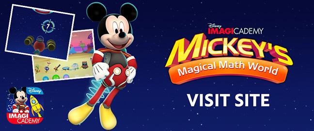 Mickey Imagicademy