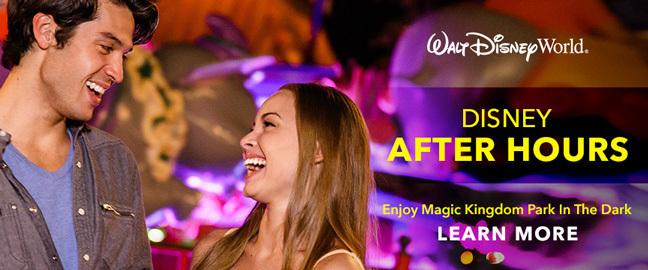 Walt Disney World Resort Special Event