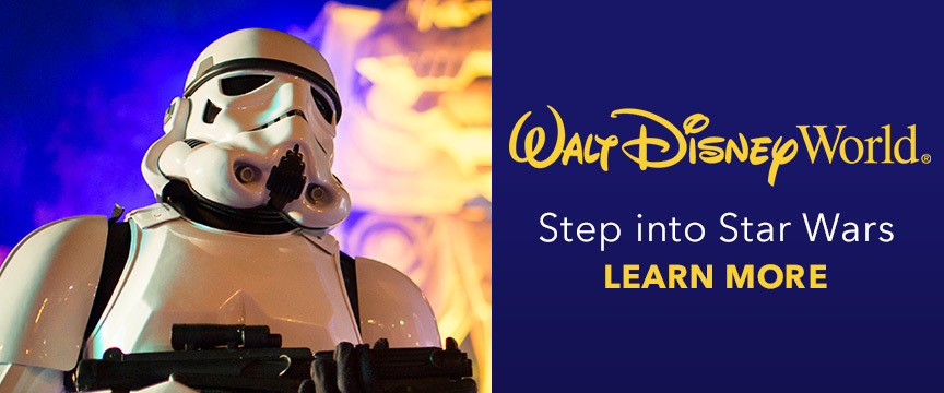 Star Wars at Walt Disney World Resort
